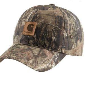 Carhartt camouflage baseball cap